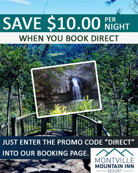 "Save $10 Per Night when you book direct. Just enter the promo code ""DIRECT"" into our booking page."
